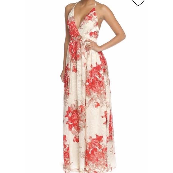 98eeedce48 NWT Luxxel maxi dress